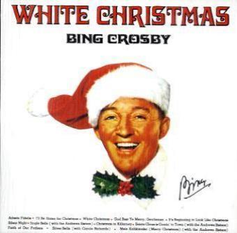 White Christmas als CD