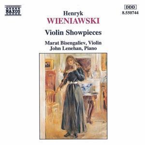 Bravourstücke Für Violine als CD
