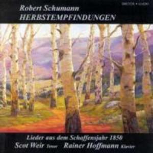 Herbstempfindungen-Lieder op.83/89/90/96/+ als CD