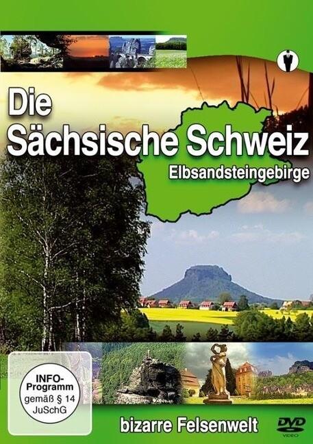 Die sächsische Schweiz als DVD