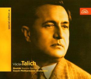 Talich Ed.Vol.01: Slaw.Tänze
