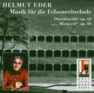 Musik Für Die Felsenreitschule als CD