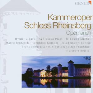 Opernarien als CD