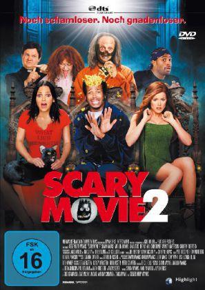 Scary Movie 2 als DVD