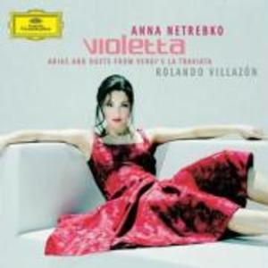 Violetta-Arien Und Duette Aus La Traviata als CD