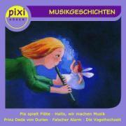 PIXI HÖREN: MUSIKGESCHICHTEN als CD