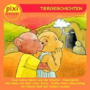 PIXI HÖREN: TIERGESCHICHTEN als CD