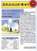 Jerusalem News