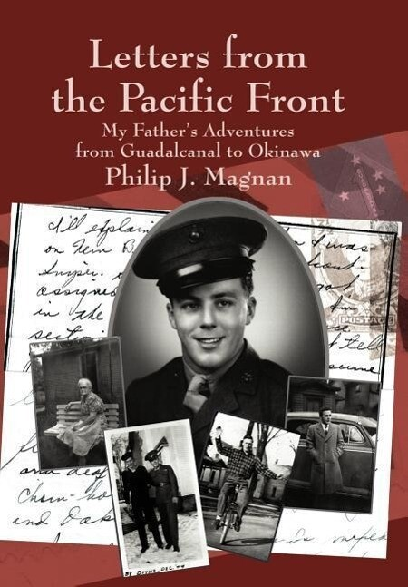 Letters from the Pacific Front als Buch (gebunden)