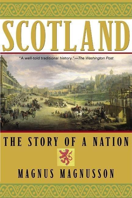 Scotland: The Story of a Nation als Taschenbuch