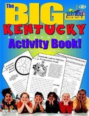 The Big Kentucky Activity Book! als Taschenbuch
