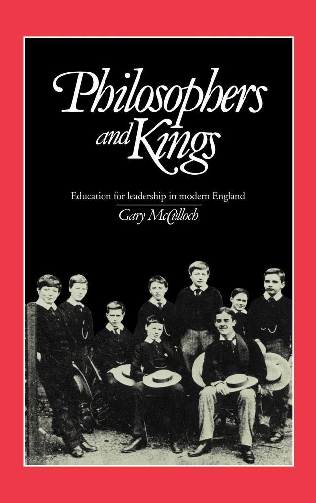 Philosophers and Kings als Buch (gebunden)