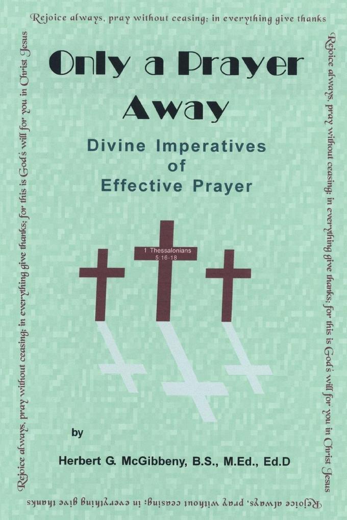 Only A Prayer Away als Taschenbuch