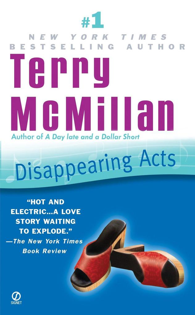Disappearing Acts als Taschenbuch