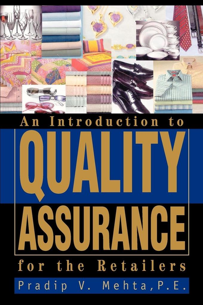 An Introduction to Quality Assurance for the Retailers als Taschenbuch