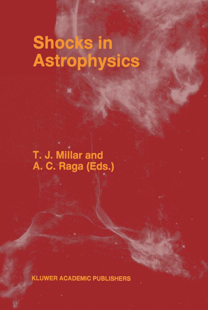 Shocks in Astrophysics als Buch (gebunden)