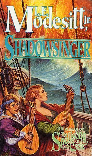 Shadowsinger als Taschenbuch