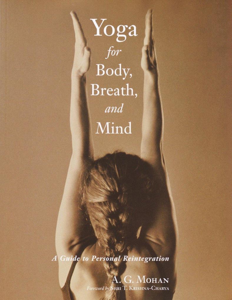 Yoga For Body, Breath, Mind als Taschenbuch