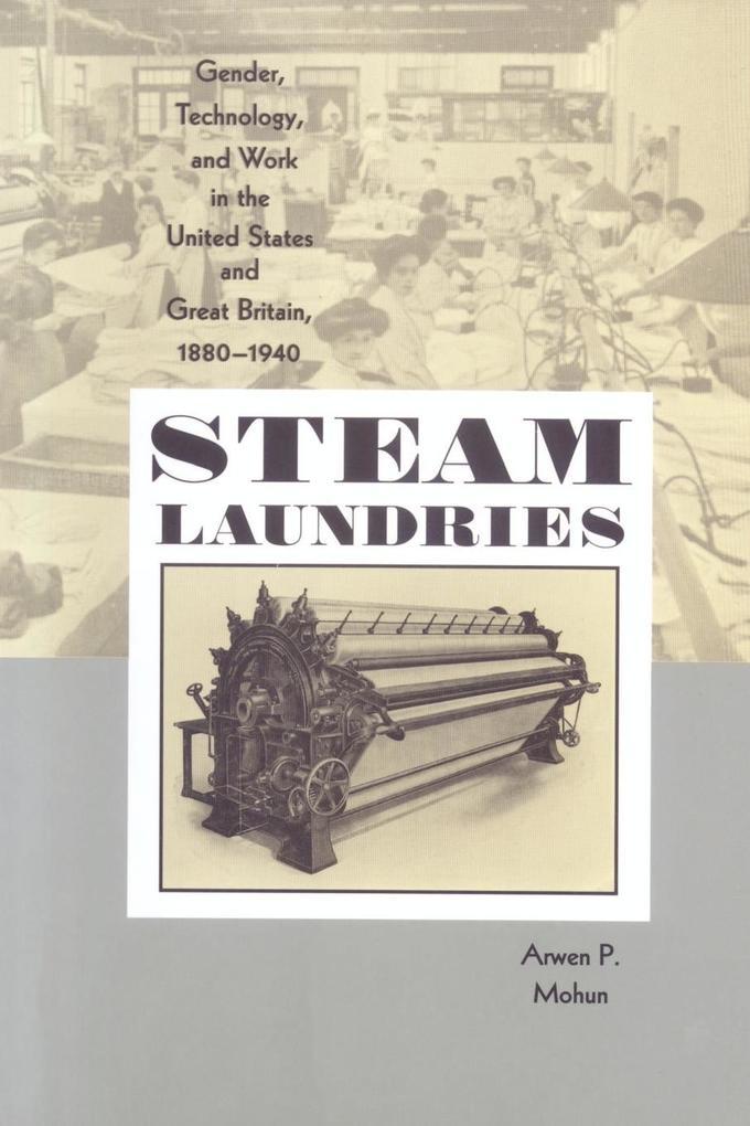 Steam Laundries als Taschenbuch