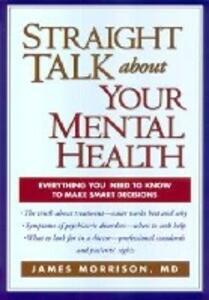 Straight Talk about Your Mental Health als Taschenbuch