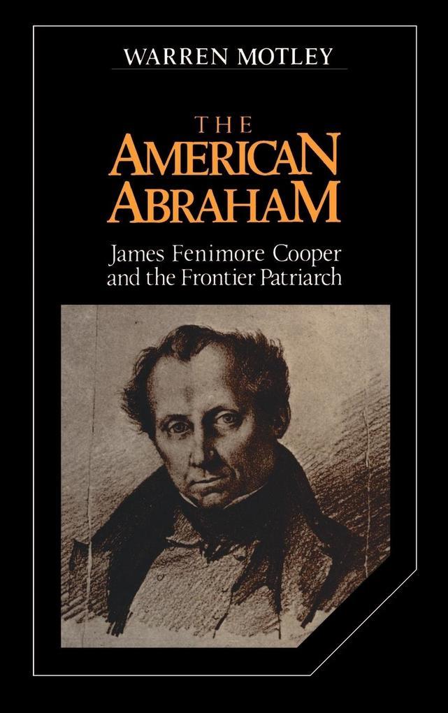 The American Abraham als Buch (gebunden)