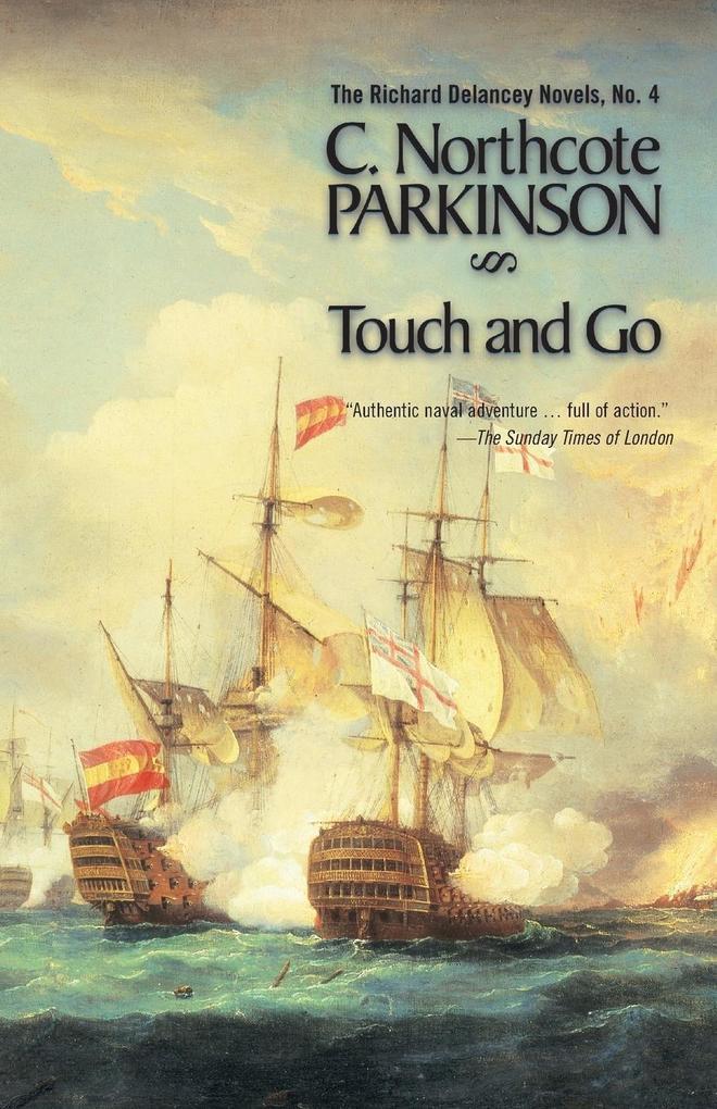 Touch and Go als Taschenbuch