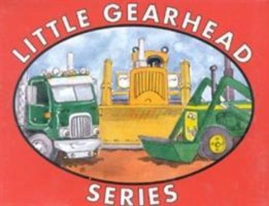 The Little Gearhead Series (boxed set of 3) als Taschenbuch