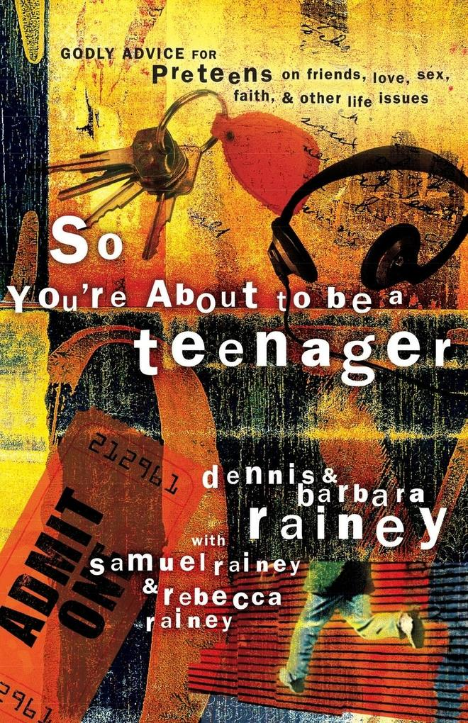 So You're About to Be a Teenager als Taschenbuch