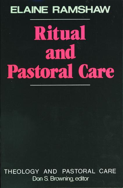 Ritual and Pastoral Care als Taschenbuch