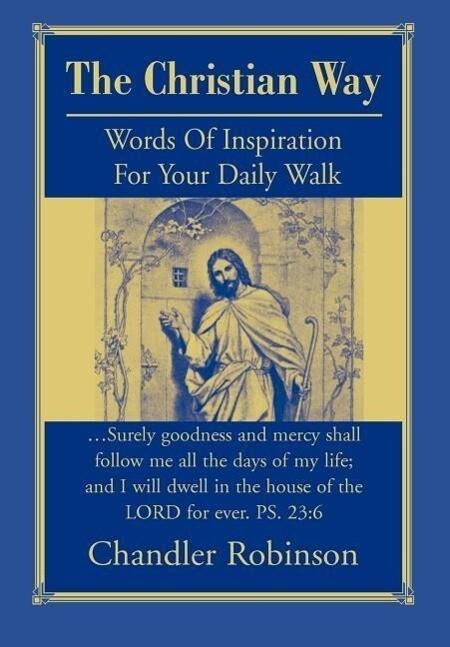 The Christian Way als Buch (gebunden)