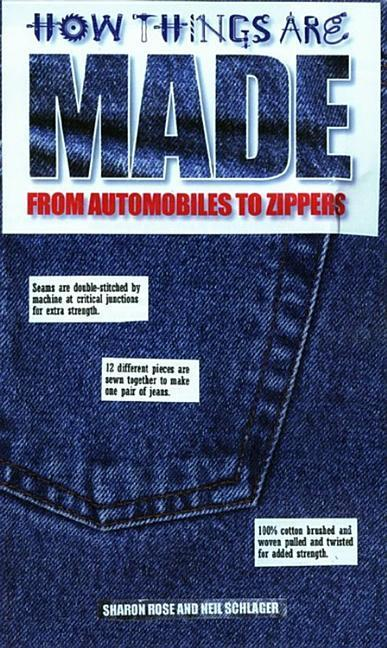 How Things Are Made: From Automobiles to Zippers als Buch (gebunden)