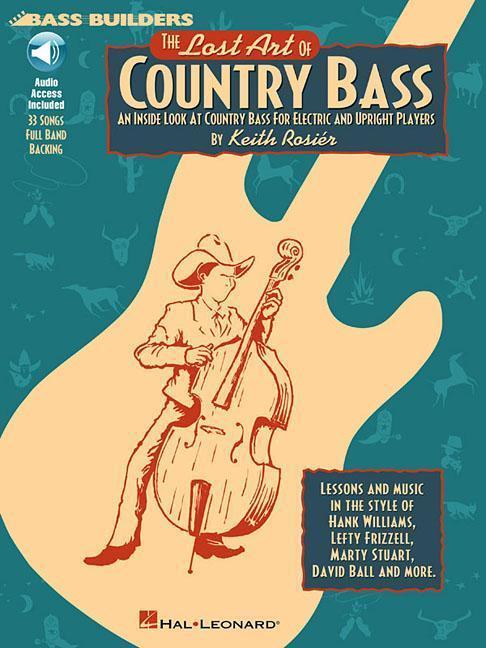 The Lost Art Of Country Bass als Taschenbuch