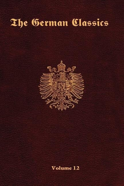 The German Classics-Volume 12 als Taschenbuch
