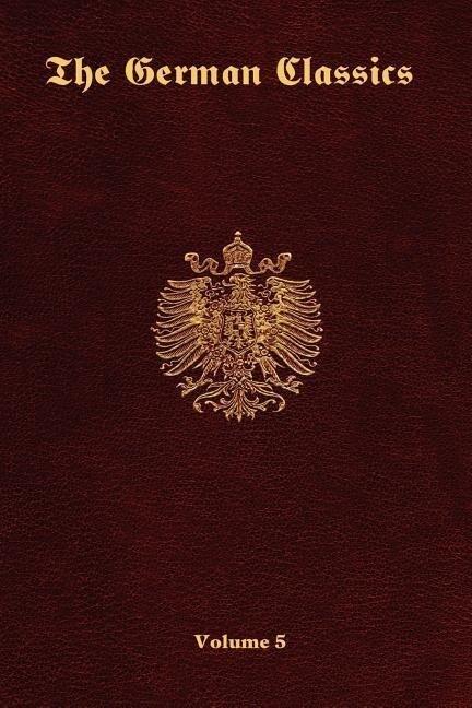 The German Classics-Volume 5 als Taschenbuch