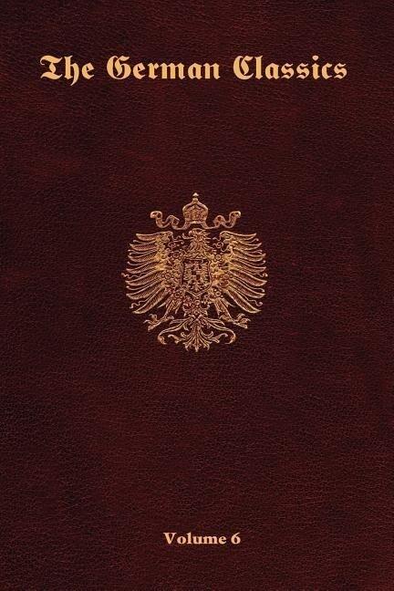 The German Classics-Volume 6 als Taschenbuch