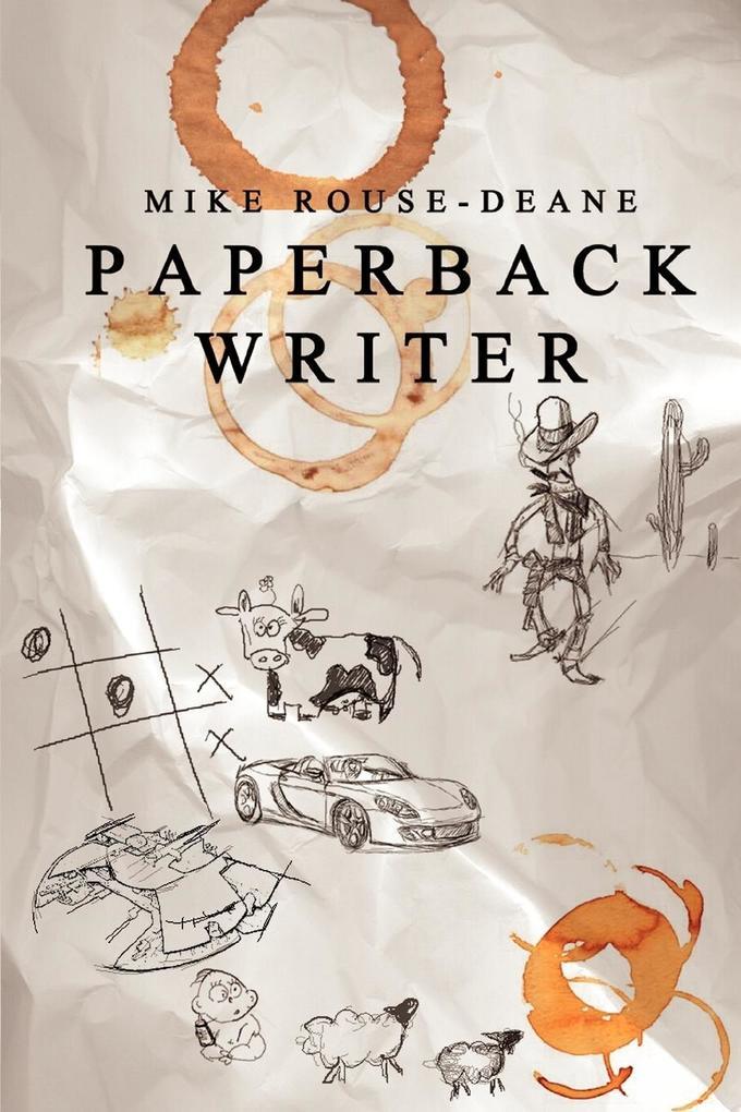 Paperback Writer als Taschenbuch