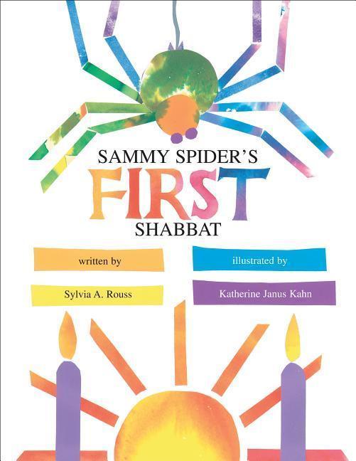 Sammy Spider's First Shabbat als Taschenbuch