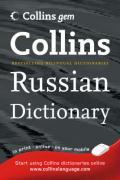 Russian Dictionary als Taschenbuch