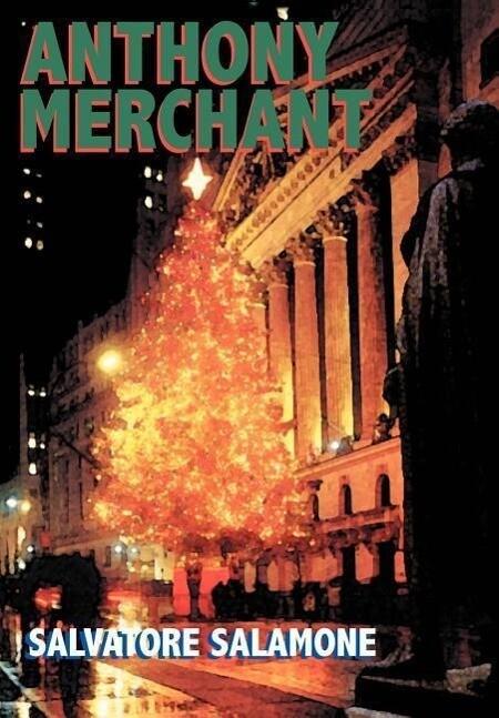 Anthony Merchant als Buch (gebunden)
