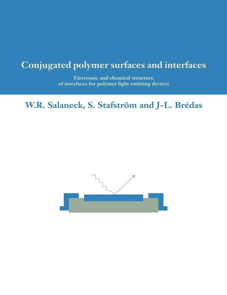 Conjugated Polymer Surfaces and Interfaces als Taschenbuch