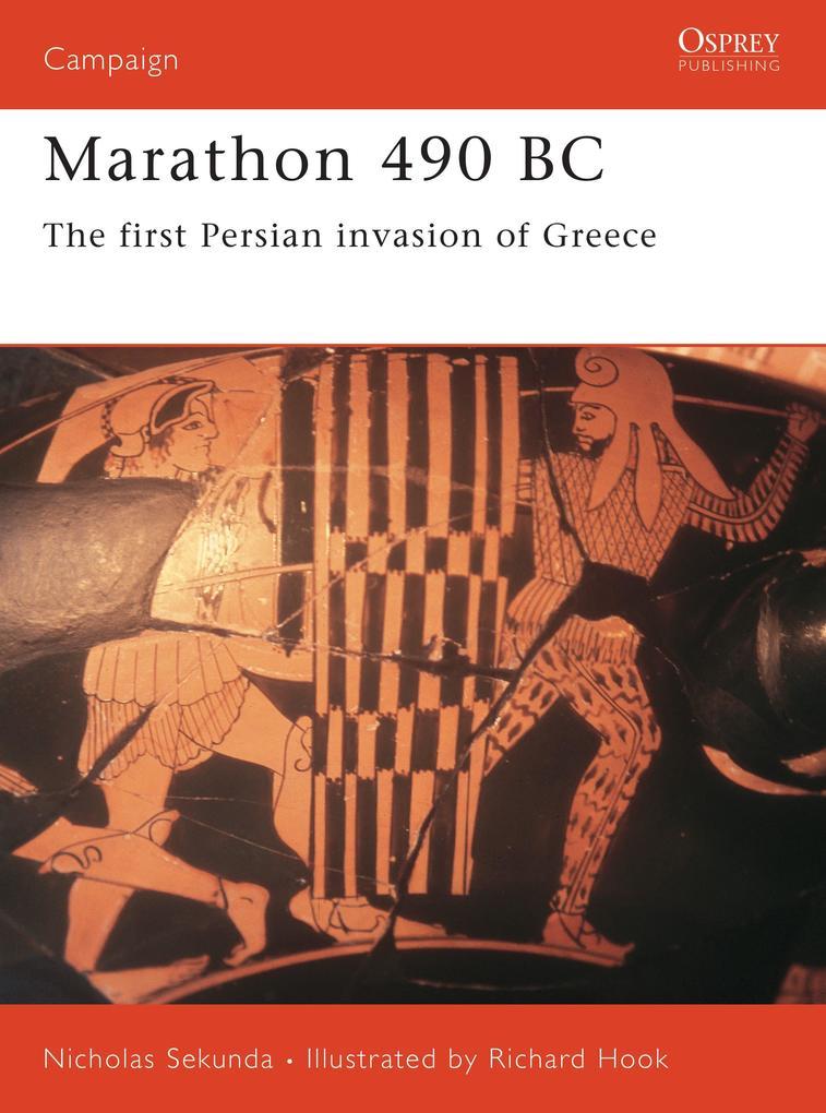 Marathon 490 BC als Taschenbuch