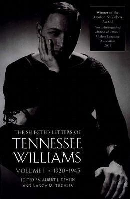 The Selected Letters of Tennessee Williams, Volume I: 1920-1945 als Taschenbuch