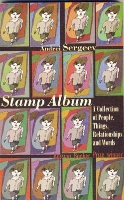 Stamp Album als Taschenbuch