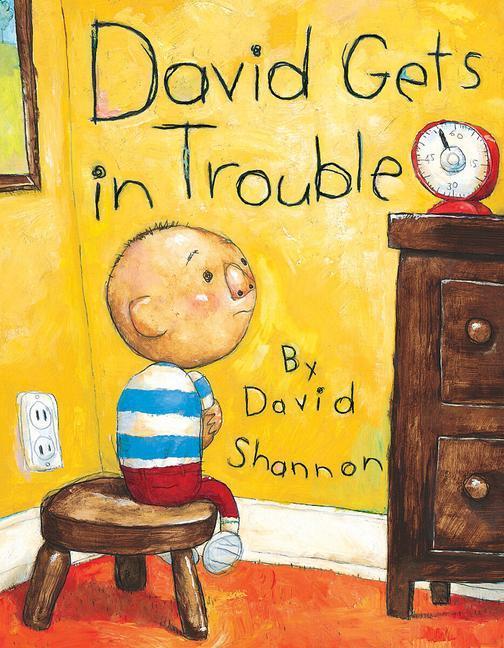 David Gets in Trouble als Buch (gebunden)