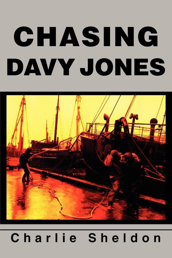 Chasing Davy Jones als Taschenbuch