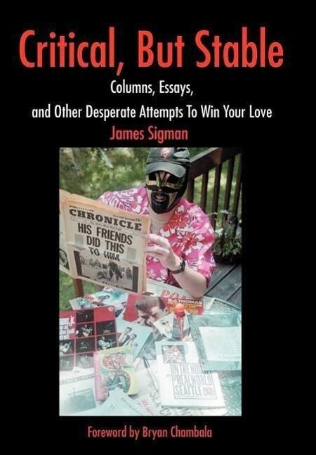 Critical, But Stable als Buch von James Sigman
