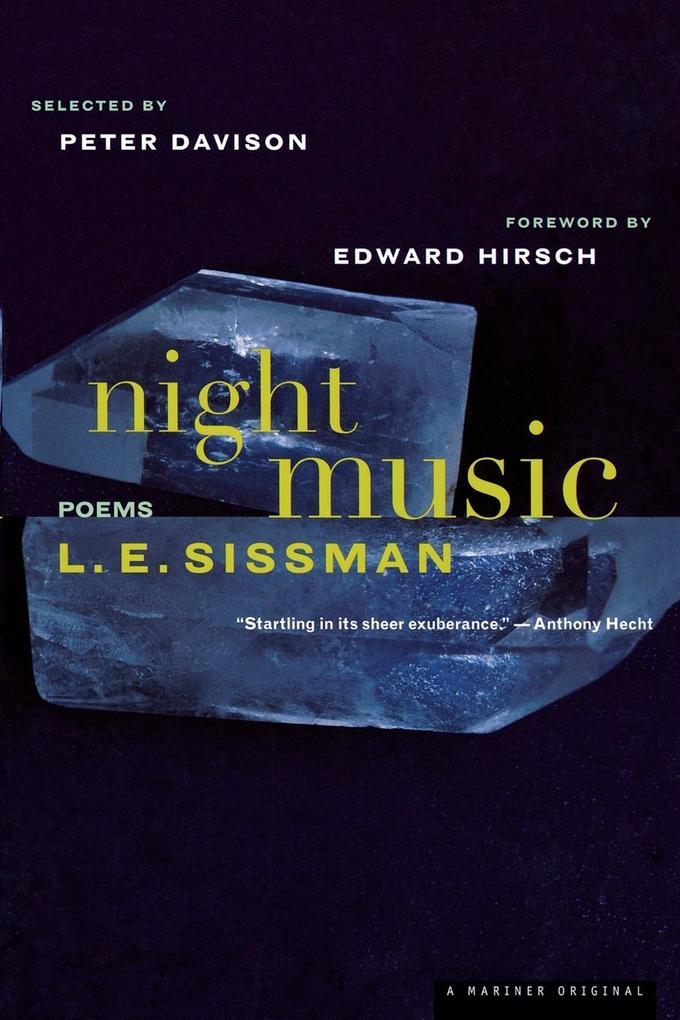 Night Music: Poems als Taschenbuch