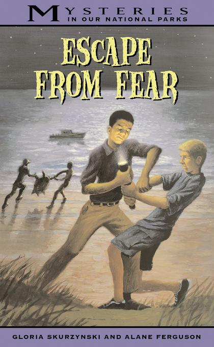 Escape from Fear als Buch (gebunden)
