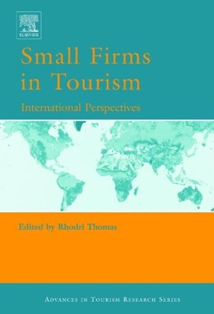 Small Firms in Tourism als Buch (gebunden)