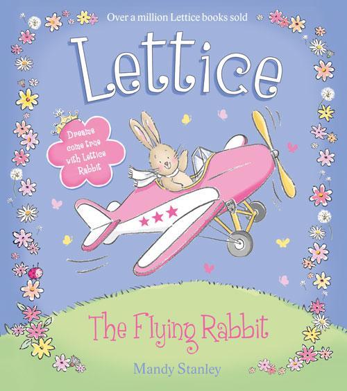 LETTICE - THE FLYING RABBIT als Taschenbuch